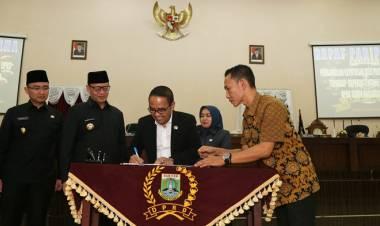 APBD Perubahan Rp 11.055 Triliun Diketok DPRD Banten