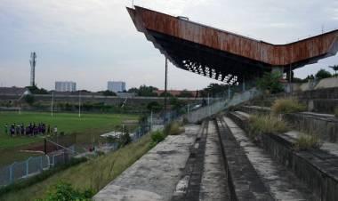 Simsalabim, Akhirnya Sengketa Stadion Benteng Tangerang Berakhir