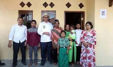 Target Naik 3 X Lipat, Pemrov Banten Sukses Bangun 1.398 Rumah Tidak Layak Huni