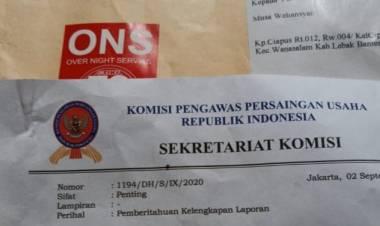 Dugaan Monopoli Program Bantuan Rakyat Miskin di Banten Dilaporkan ke KPPU