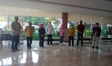 DPRD DKI Kunjungi Rumah Singgah Penanganan Pasien Covid Pemkab Tangerang, Nyontek Nih?