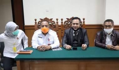 Gugatan Terhadap Gubernur dan Bank Banten Dicabut, 'Masuk Angin' Nih?