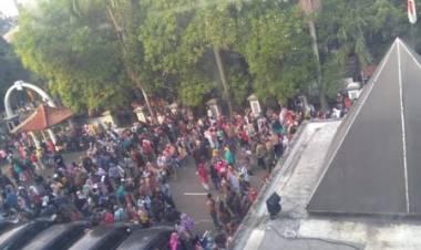 Viral Usai Kerumunan Tanpa Jaga Jarak,Pendataan UMKM di Kota Tangerang Kini Secara Online