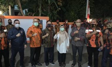 Cawalkot Azizah PDKT Ke MPC PP Tangsel, Calon Lain Kurang Peka?