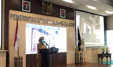 Tutup MTQ, Airin Berharap Qori Juara Tangsel Wakili Indonesia Dikancah Internasional