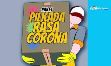 Tok! Pilkada Kalahkan Corona