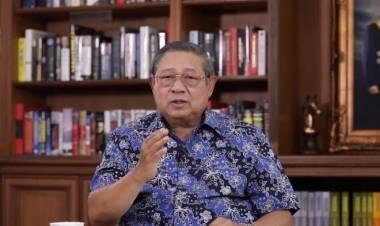 Demi Azizah-Ruhama, SBY Sampe Repot-Repot Bikin Video Dukungan
