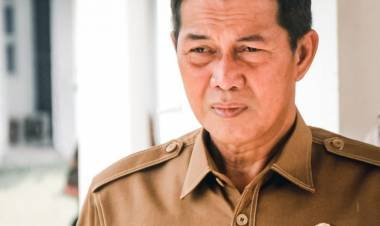 Walikota Serang Belum Divaksin Hingga Kini : Tensi Darah Tinggi dan Makan Durian