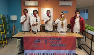 Deklarasi Forum Politik Indonesia Dukung Pemerintah Lawan Politisasi Vaksin Covid-19