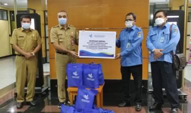 Perumdam TKR Guyur Lagi CSR, Bupati Zaki : Semoga Ditiru Perusahaan Lain di Tangerang