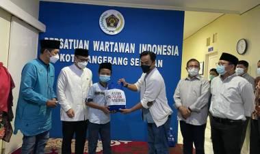 Gelar Baksos Diberbagai Lokasi Hingga Gandeng PWI Tangsel, KPN : Spirit Ramadhan Adalah Menyamakan Rasa Peduli