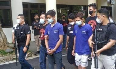 Miris, 4 Pelaku Pembegalan di Bintaro Masih Dibawah Umur