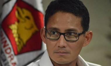 Sandiaga Uno Geram Soal Kasus Selebgram yang Kabur Saat Dikarantina : Aparat Hukum Harus Turun Tangan !