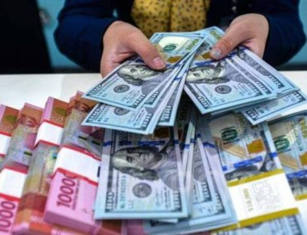 Demo Omnibus Law Masih Gencar, Rupiah Menguat ke Rp14.620 per Dolar AS