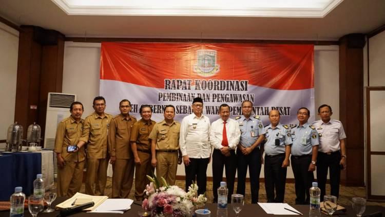 Mediasi Gubernur WH Berbuah Manis, Kemenkumham Sepakat Bakal Serahkan Aset Ke Pemkot Tangerang