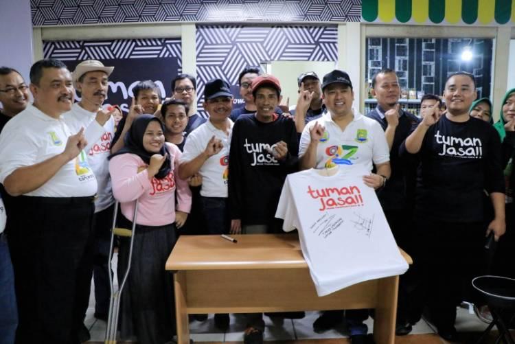 Program 'Tuman Jasa', Wadah Kaum Difabel Kembangkan Usaha dan Kreativitas