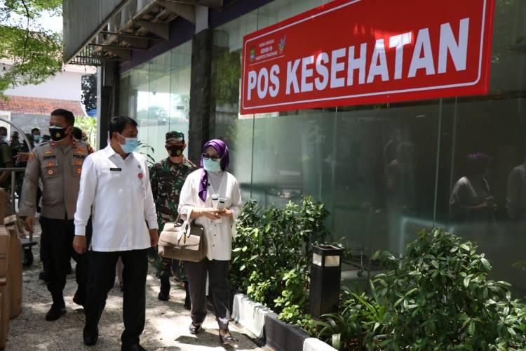 Mulai Besok, Pemkab Tangerang Sulap Hotel Bintang 3 Jadi Rumah Singgah Pasien Covid