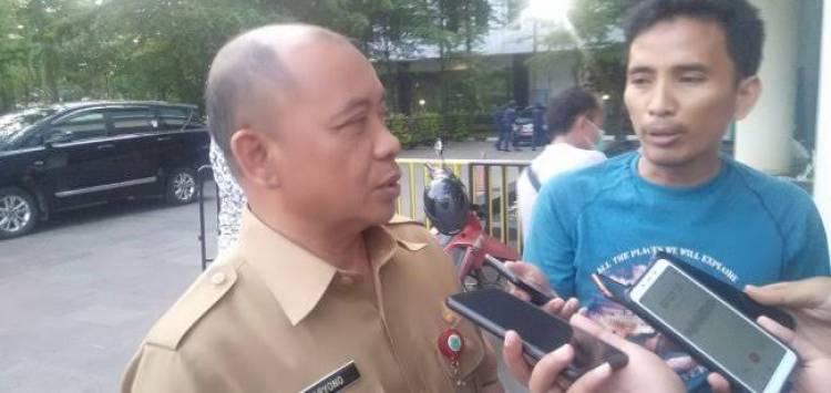 Ditanya Soal Status Lahan SMPN 24, Kepala Dindikbud Kota Tangsel Gugup