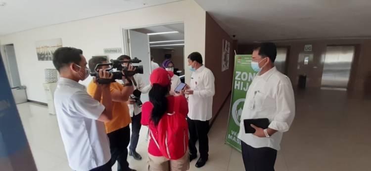 Hari Pertama Dibuka, Hotel Singgah Bagi Pasien Covid Pemkab Tangerang Banjir Penglaris