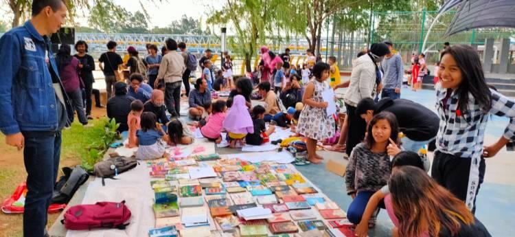 Gabungan Komunitas Baca, Bangun Semangat Literasi
