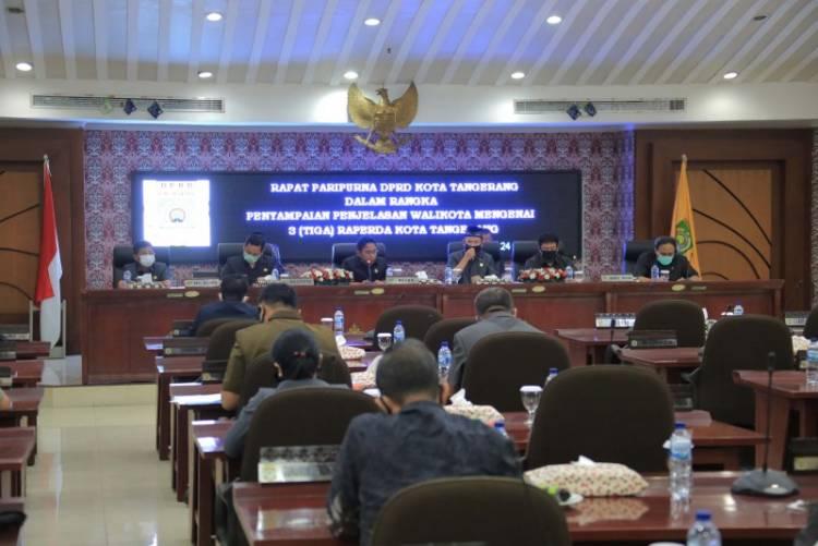 RAPBD 2021, Ini Program Prioritas Pemkot Tangerang