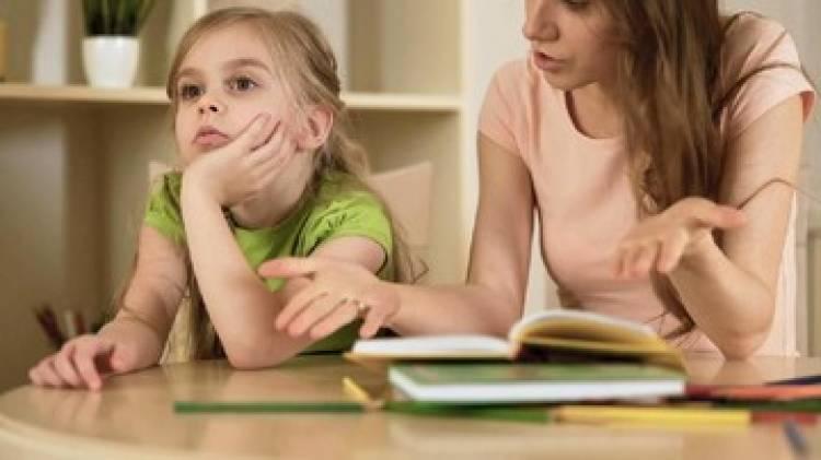 Cara Menyikapi Anak Yang Tak Semangat Belajar di Rumah