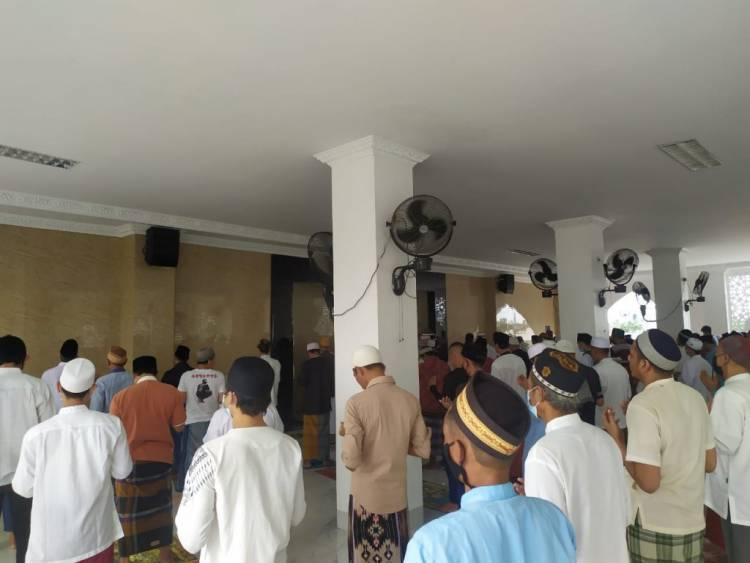 Narapida Gelar Shalat Ghaib dan Doa Bersama Pasca Banyaknya Bencana di Indonsesia
