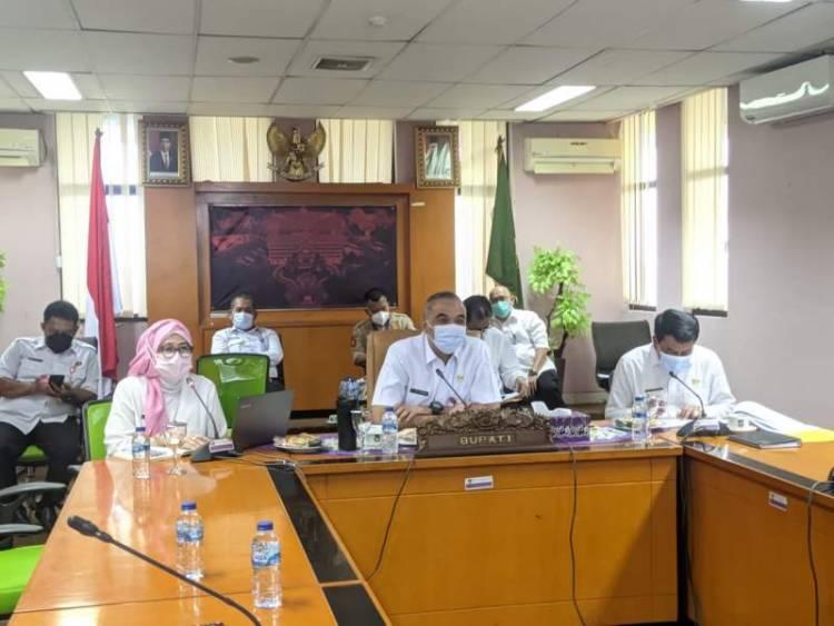 Kasus Covid-19 di Kabupaten Tangerang Melonjak, Bupati Panggil Seluruh Kepala Rumah Sakit