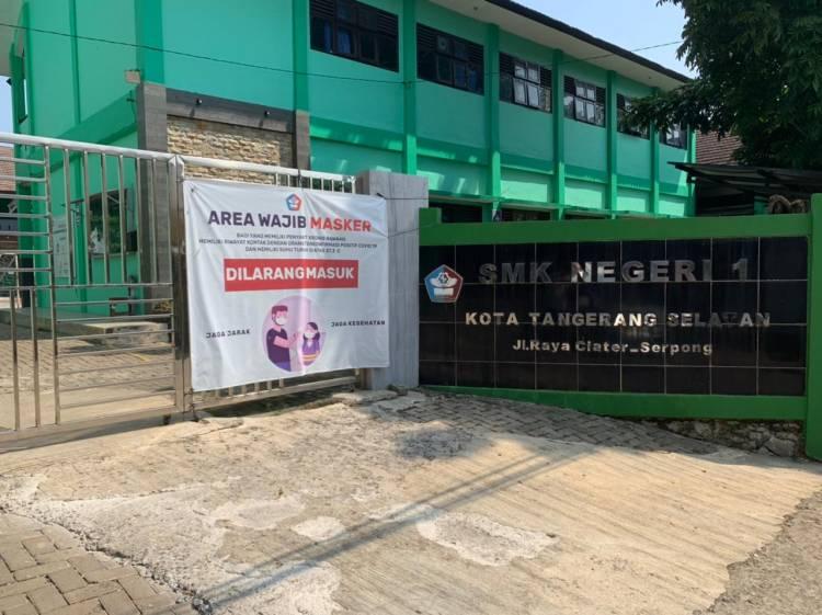 Waw…! Siswa Titipan Oknum Kelurahan Ciater di SMKN 1 Tangsel 71 Orang, Sekolah Terima 1 Sampai 1,5 Juta per Anak
