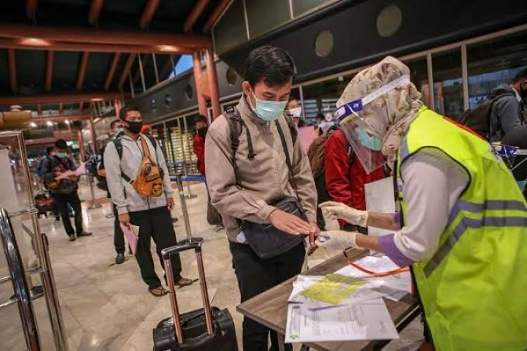 Penumpang LN Kembali Masuk Indonesia, Bandara Soetta Perketat Checkpoint Penumpang